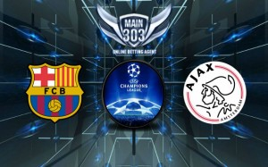 Prediksi Barcelona vs Ajax 22 October 2014 UEFA Champions