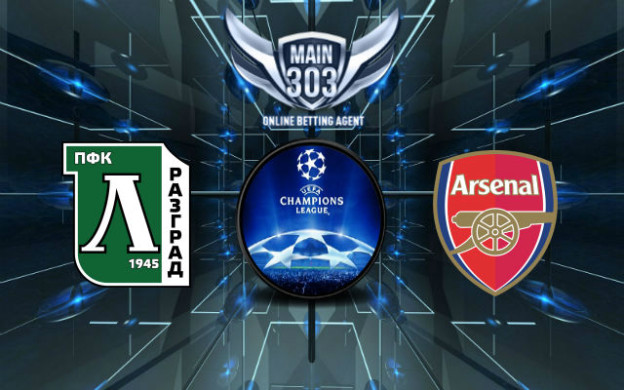 Prediksi Ludogorets vs Arsenal 2 November 2016