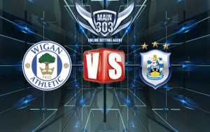 Prediksi Wigan Athletic  VS  Huddersfield Town 2 January 2017